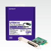 登昌恆 UTB414 RS232 擴充卡