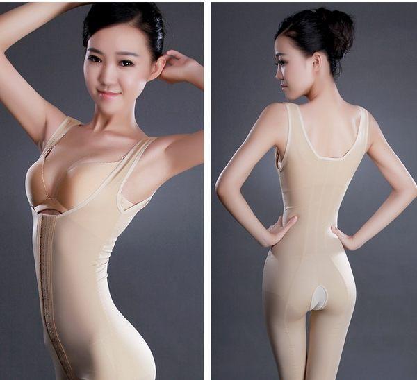 超重壓收腹美體加強版束身連體束身-Jamn20031
