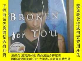 二手書博民逛書店Broken罕見for YouY19725 Stephanie