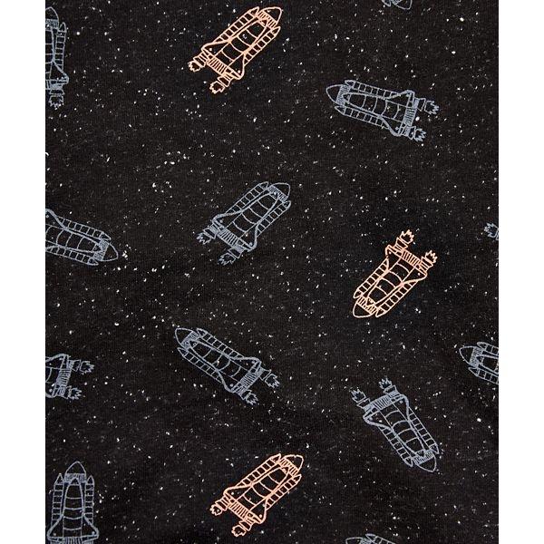 mothercare 黑色火箭長袖上衣-經典系列(M0QC128)3A~8A