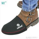 機車換檔護鞋套變擋桿套膠墊騎行鞋靴子掛檔用防滑耐臟防水   琉璃美衣