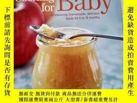 二手書博民逛書店Cooking罕見for Baby: Wholesome, Ho