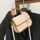 手提包 今年流行小包包女夏2021新款潮時尚手提小方包百搭網紅側背斜背包 伊蘿