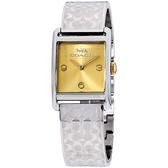 COACH【美國代購】女錶Renwick手鐲環錶 – 14502850