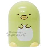 〔小禮堂〕角落生物企鵝 塑膠存錢筒《綠坐姿》擺飾撲滿儲金筒4930972 47279