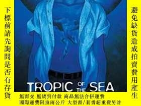 二手書博民逛書店Tropic罕見Of The SeaY256260 Satoshi Kon Vertical 出版2013