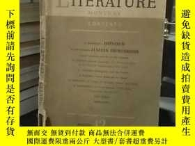 二手書博民逛書店SOVIET罕見LITERATURE(蘇聯文學月刊1951年12