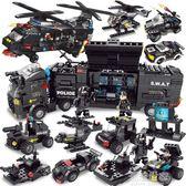 樂高積木拼裝男孩子軍事益智力6-7-8-10-12歲小學生拼插玩具igo『潮流世家』