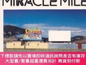 二手書博民逛書店Main罕見Street to Miracle Mile: American Roadside Architect