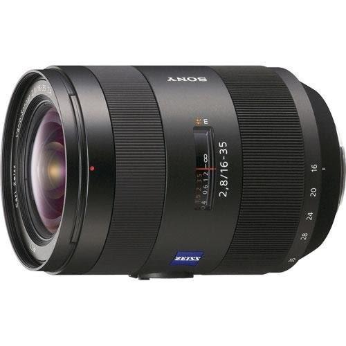 SONY 卡爾蔡司16-35mm T* F2.8ZA 數位單眼相機鏡頭 SAL1635Z