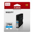 PGI-2700XL C CANON  原廠藍色高容量XL墨水匣 IB4070/MB5070