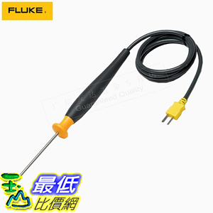 [玉山最低比價網] FLUKE/福祿克 80PK-25 刺穿式溫度探頭 原裝配件 K型熱電偶