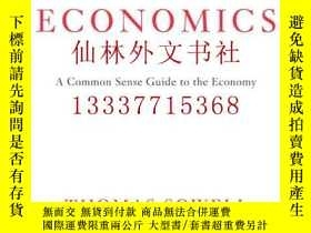 二手書博民逛書店【罕見】Basic Economics: A Common Se