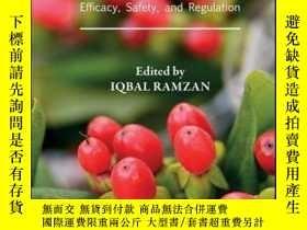 二手書博民逛書店Phytotherapies:罕見Efficacy, Safety, and RegulationY41001