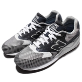 ㄒNew Balance 休閒鞋 NB 999 藍 灰 白 男鞋 復古慢跑鞋 特殊鞋面 運動鞋【PUMP306】 MRL999AJD