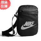 【現貨】Nike Torba Heritage 背包 側背包 方形包 休閒 黑【運動世界】BA5871-010