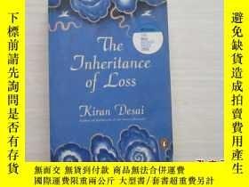 二手書博民逛書店The罕見Inheritance of Loss 損失的繼承【6