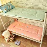 春床墊學生宿舍0.9m床單人加厚1.0m寢室上下鋪墊褥子榻榻米 可可鞋櫃