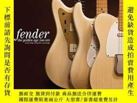 二手書博民逛書店Leo罕見Fender的吉他大全 精裝原版 無軟封Y366883 Cassell Cassell ISBN:9