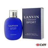 Lanvin L'Homme Sport 浪凡納達爾運動男性淡香水 100ml *10點半美妝館*