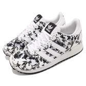 adidas 休閒鞋 ZX 700 W Palm Tree 棕櫚樹 運動鞋 白 黑 女鞋【PUMP306】 AQ3143