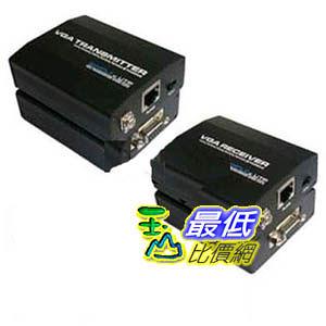 [103 美國直購 USAShop] 300ft VGA Extender (Use CAT5E/6 Cable) 延長器 $4140
