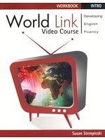 二手書博民逛書店《World Link Video Course Intro; Developing English Fluency》 R2Y ISBN:9780759396388