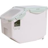 家用收納裝米桶米盒儲米箱20 斤10 密封米缸防蟲防潮加厚面粉儲存罐快意 網
