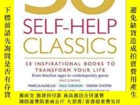 二手書博民逛書店50罕見Self-help ClassicsY255562 Tom Butler-bowdon Nichola