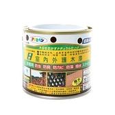 日本 ASAHIPEN 室內外防虫防霉 紅酒 護木漆 0.2L