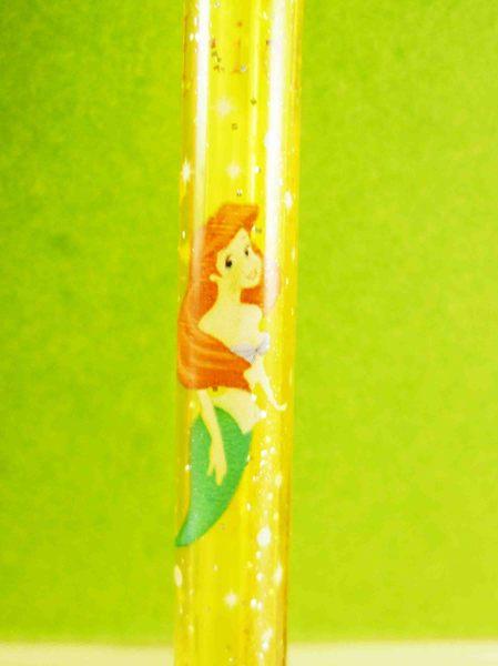 【震撼精品百貨】公主 系列Princess~愛心造型原子筆-美人魚黃