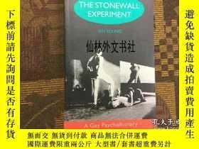 二手書博民逛書店【罕見】1999年出版 Stonewall Experiment