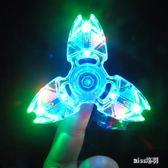 指尖陀螺玩具盜夢空間旋七彩帶燈  hh1684 『miss洛羽』