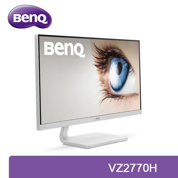 【台中平價鋪】全新 BenQ 明基 VZ2770H 27型 顯示器 / AMVA面板 / 27吋 / 低藍光 / 不閃屏