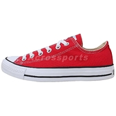 Converse Chuck Taylor All Star OX 紅 基本款 男鞋 女鞋 【ACS】M9696C