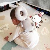 防護枕夏季透氣寶寶防摔頭部保護墊可愛萌天使嬰兒防撞護頭枕頭學步神器(百貨週年慶)