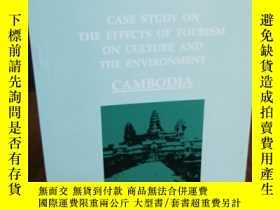 二手書博民逛書店CASE罕見STUDY ON THE EFFECTS OF TO