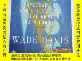 二手書博民逛書店英文原版:One罕見RiuerY367822 WADE DAVIS 略 出版1996