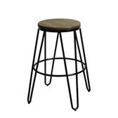韋西椅76公分-黑色(1P/4)