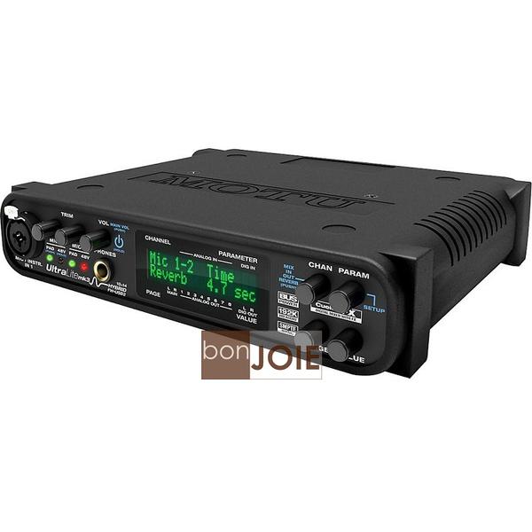 ::bonJOIE:: 美國進口 MOTU UltraLite-MK3 錄音介面 (全新盒裝) Hybrid FireWire/USB2 Audio Interface 錄音盒 錄音卡
