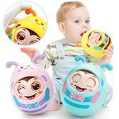 手搖鈴嬰兒玩具3-6-12個月新生兒搖鈴 0-1歲寶寶益智早教幼兒牙膠  XY1231  【棉花糖伊人】