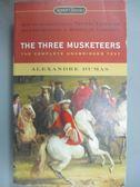 【書寶二手書T3/原文小說_LJW】The Three Musketeers_Dumas, Alexandre/ Hoc