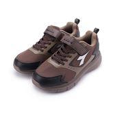 DIADORA 邁樂POWER健步鞋 咖啡 DA8AMJ6583 男鞋 鞋全家福