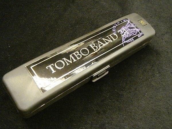 【金聲樂器廣場】 TOMBO 蜻蜓牌 24孔 C 、 #C 調 複音 口琴