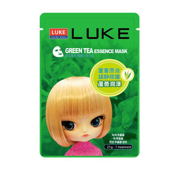 【LUKE】面膜-蘆薈潤澤1入【買1送1】【台安藥妝】