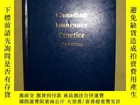 二手書博民逛書店canadian罕見insurance practicY25820 Franklin George Reyno