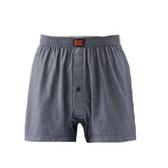 BVD雙彩針織平口褲(M~XL)【愛買】