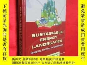二手書博民逛書店Sustainable罕見Energy Landscapes (