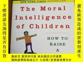 二手書博民逛書店The罕見Moral Intelligence of Child