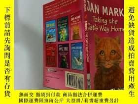 二手書博民逛書店Jan罕見Mark Talking The Cat s Way Home:馬克回家的路上Y200392